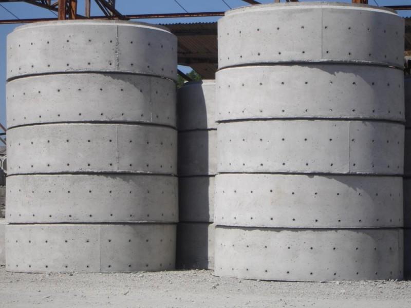 Anéis de Concreto - Manzano